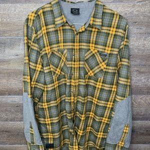 Oakley Longsleeve flannels